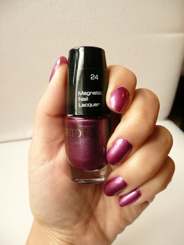 Artdeco Magnetic Nail Lacquer in de kleur 24