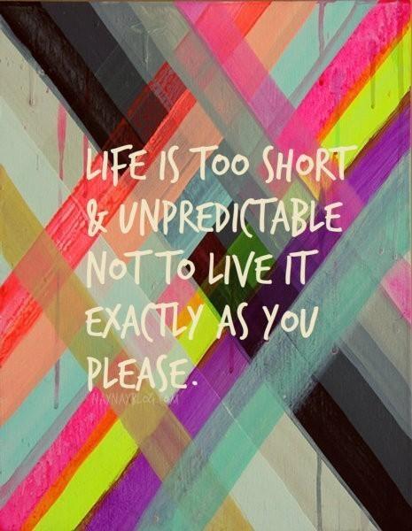 Het hoeft niet perfect te zijn!