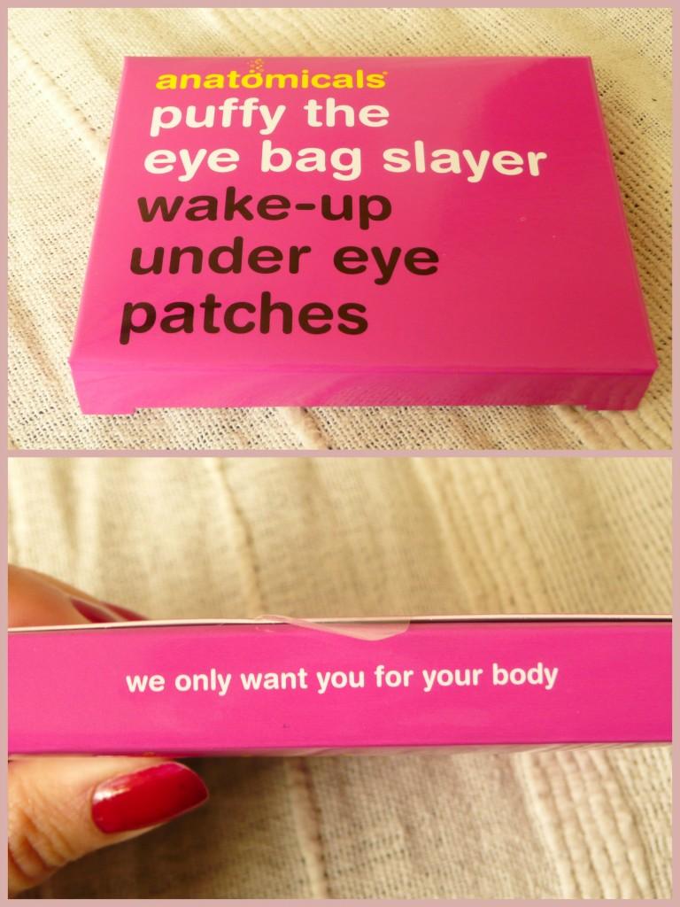 Oog patches van Anatomicals