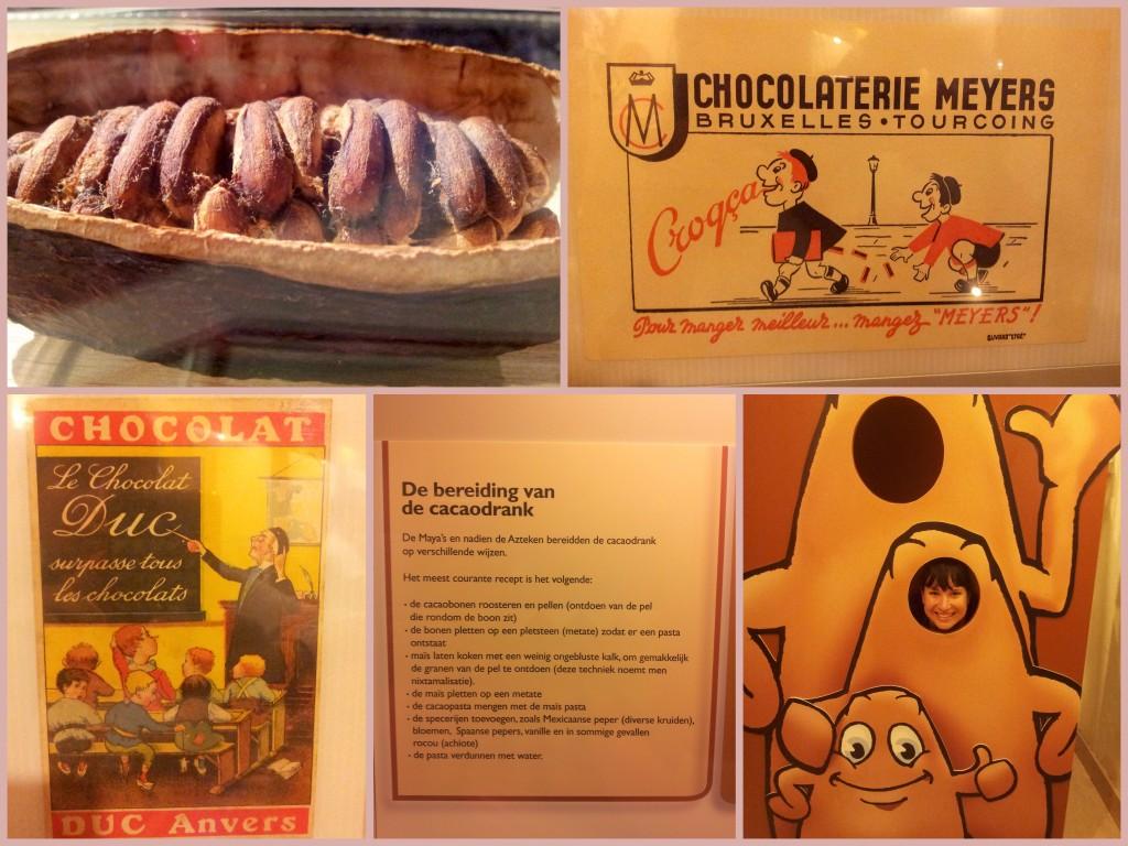 Ik ben een chocolaatje op de foto rechts onderin :D