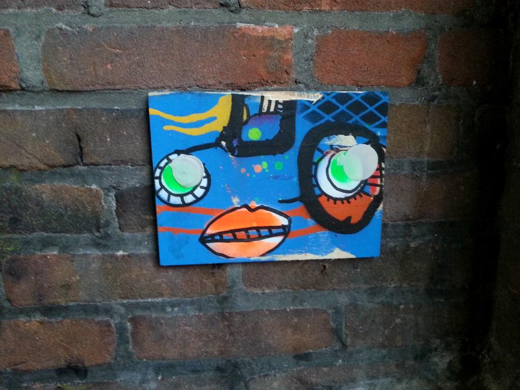 Mini street art