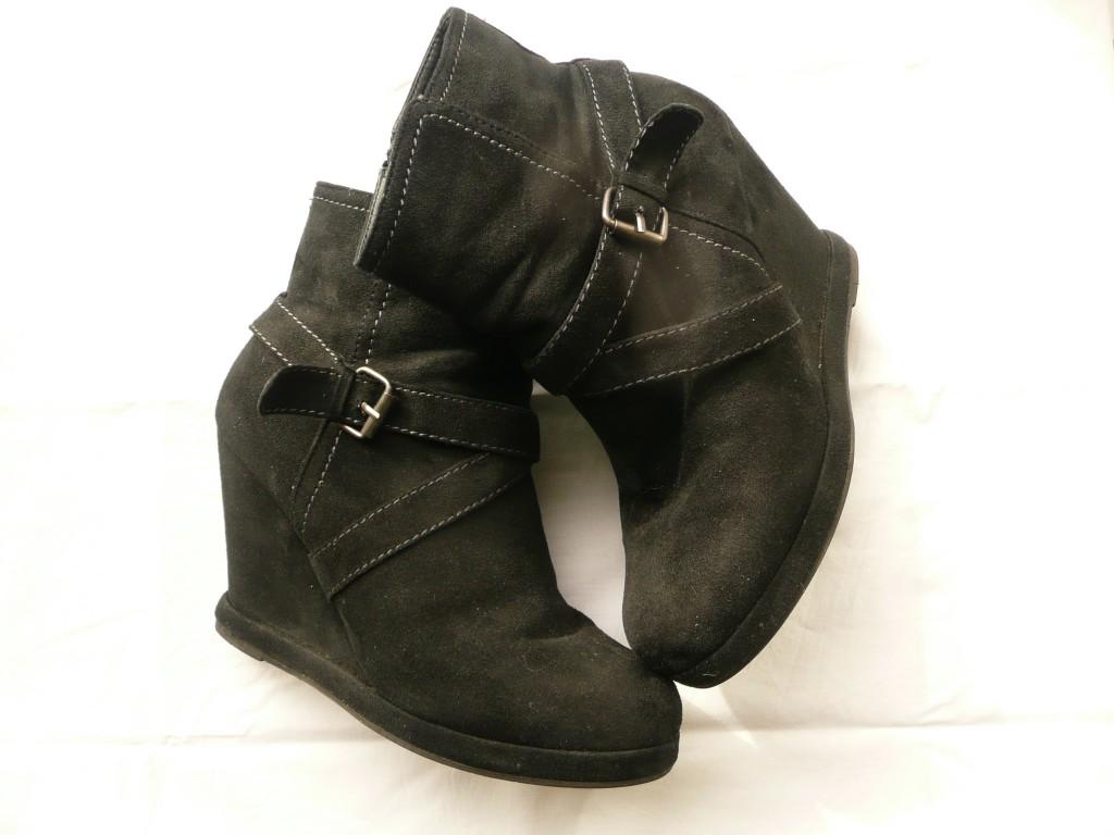 Mijn saaie schoenen