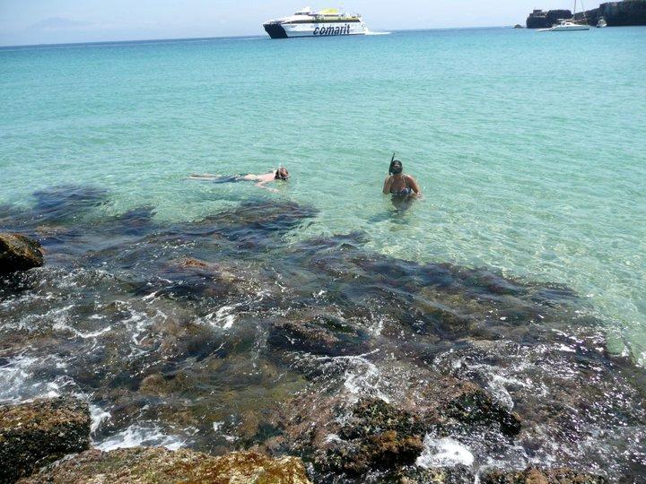 Snorkelen in Tarifa (Spanje)