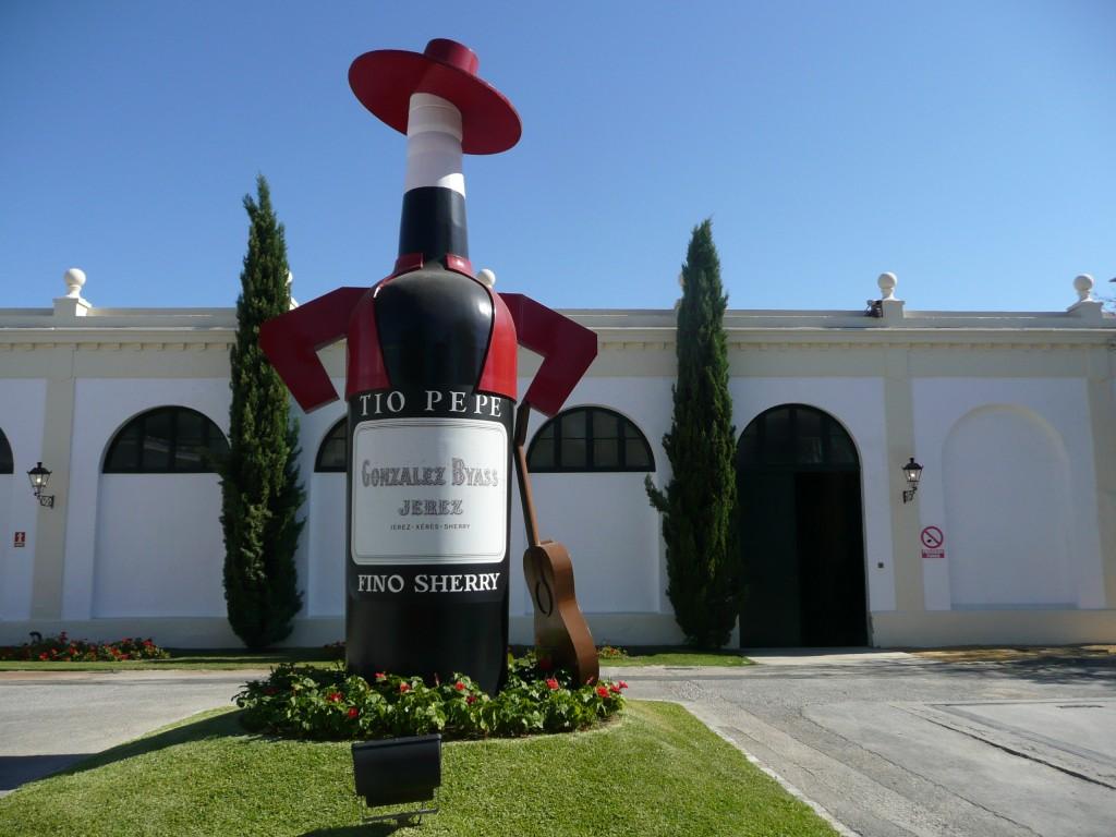 Sherry uit Jerez