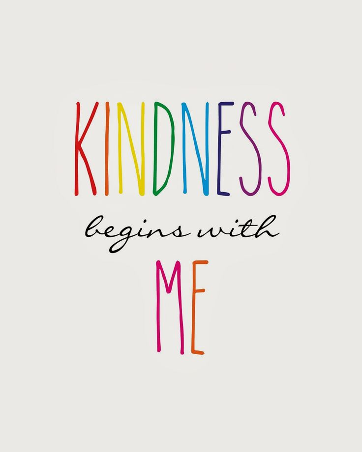 Inspirational Quotes 4 Kindness Is The New Black All Lovely