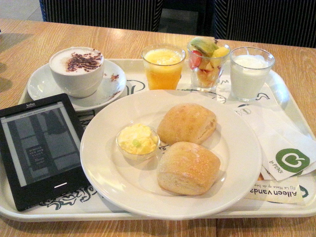 V&D ontbijt Diary
