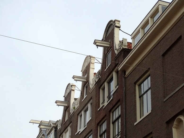 Gevels, Amsterdam
