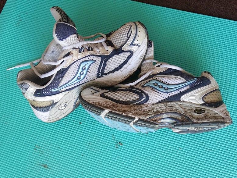 Hardloop schoenen