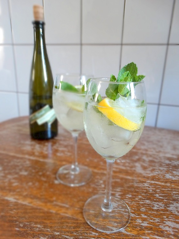 Moscato d'asti cocktail recept