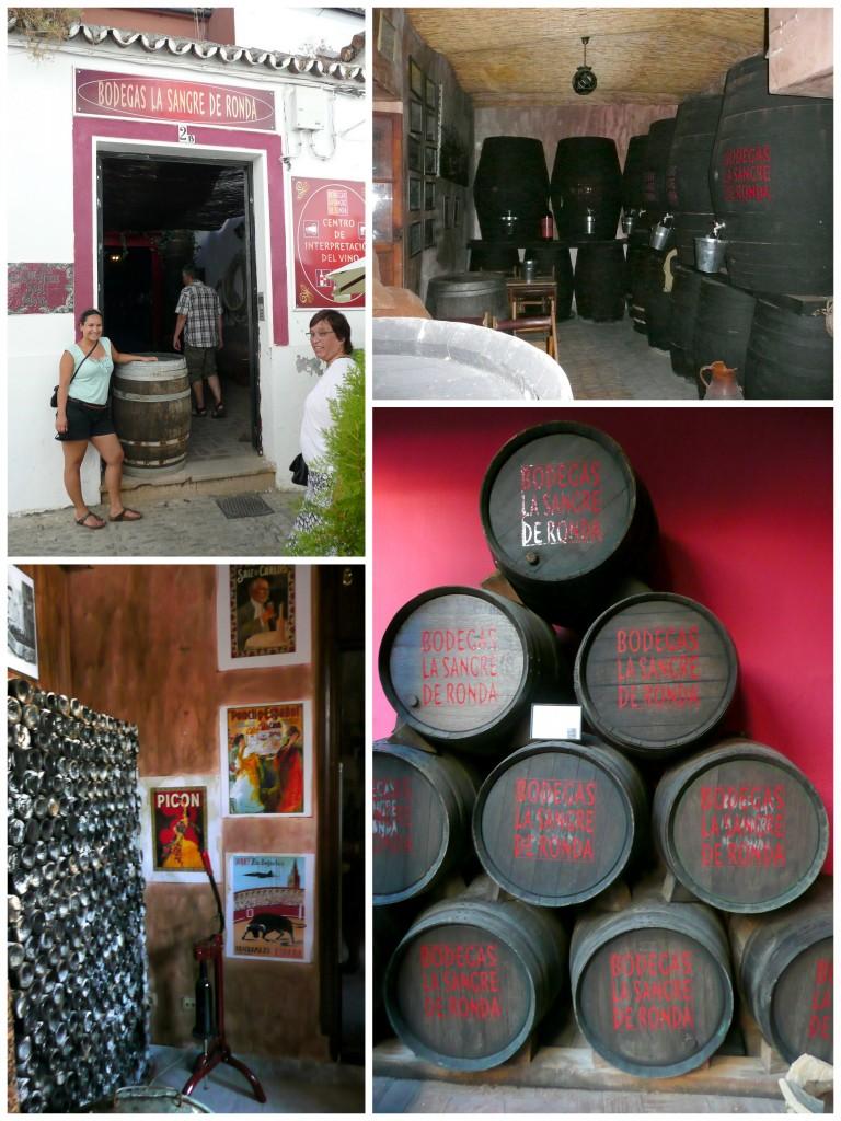 Ronda wijn museum