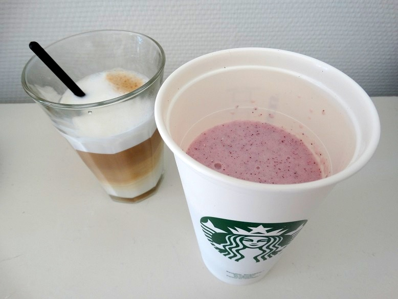 Smoothie coffee