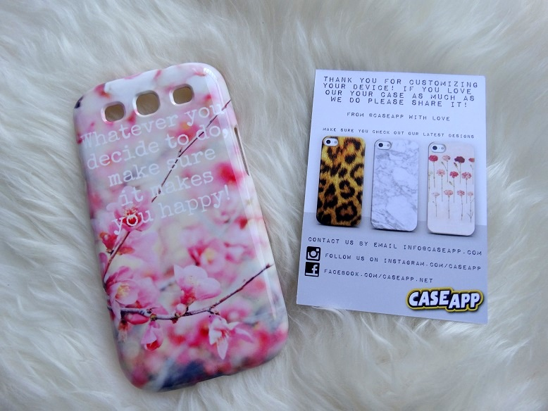 Design your own phone case with case app