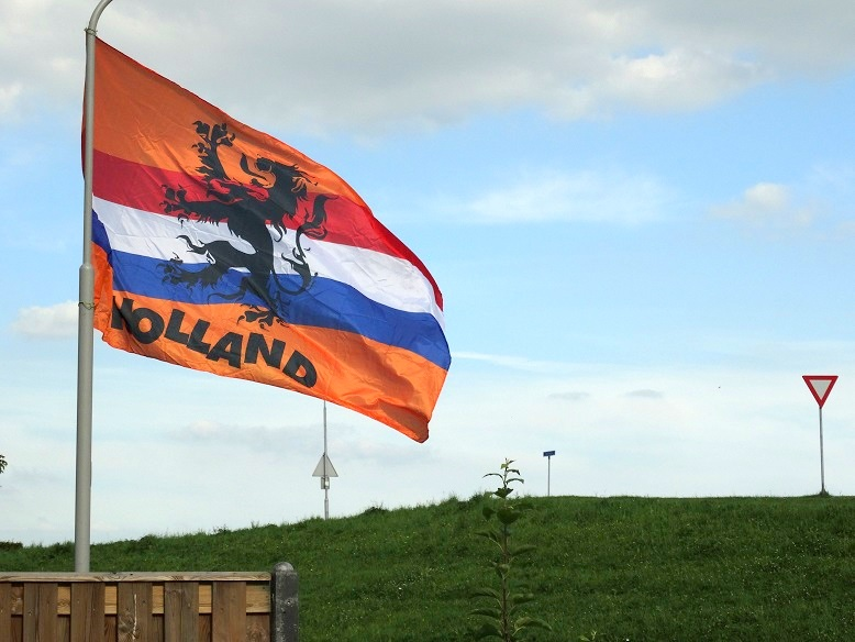 Diary Holland WK