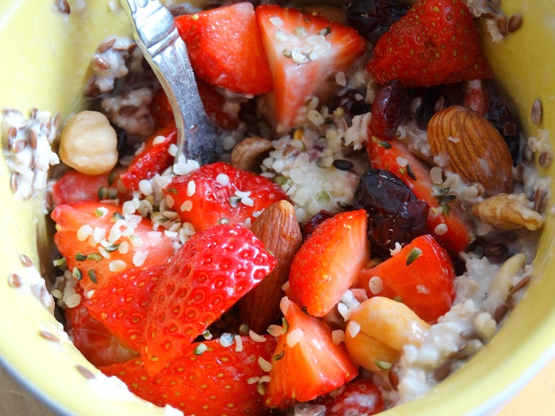 Diary healthy food