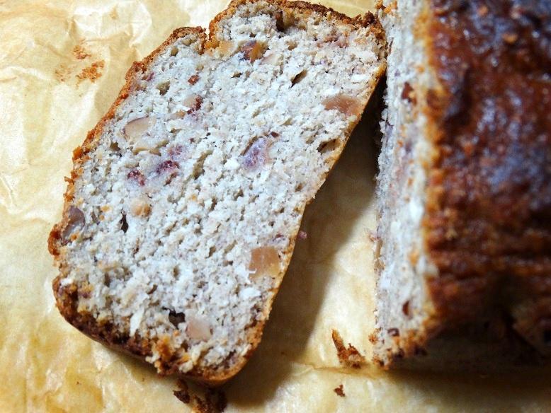 Diary banana bread