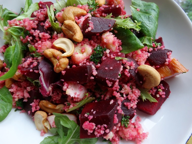 Diary couscous