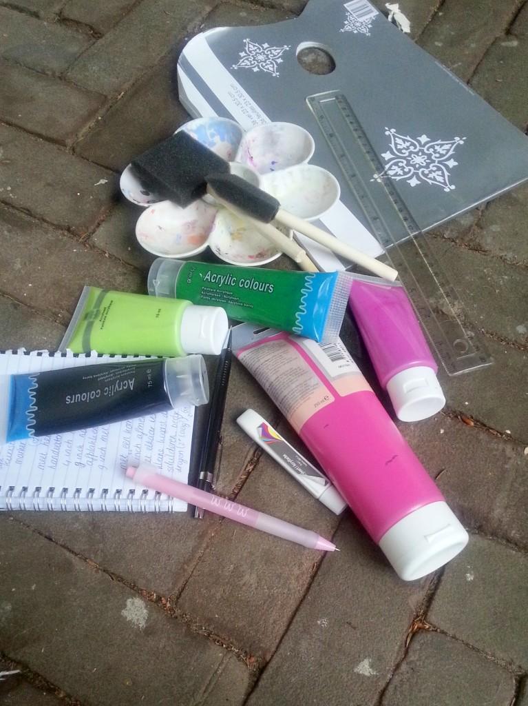 DIY Diary