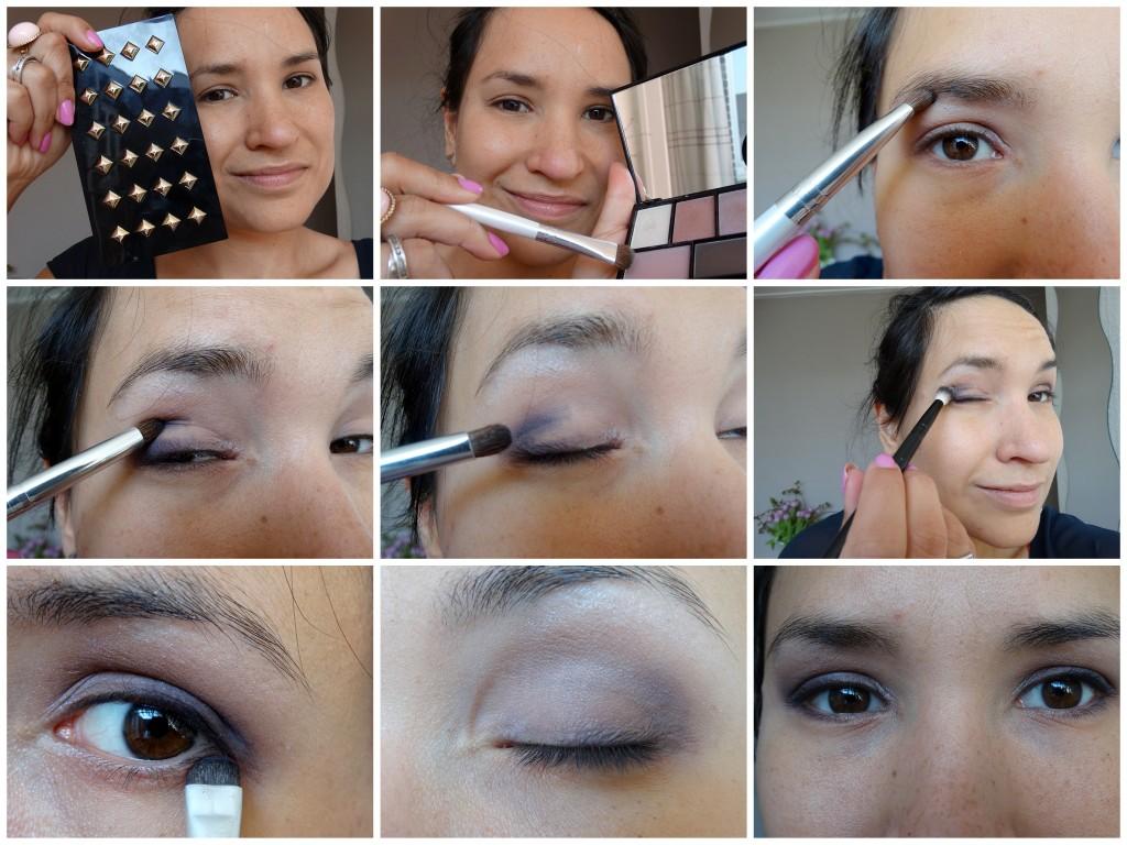 MUA look tutorial