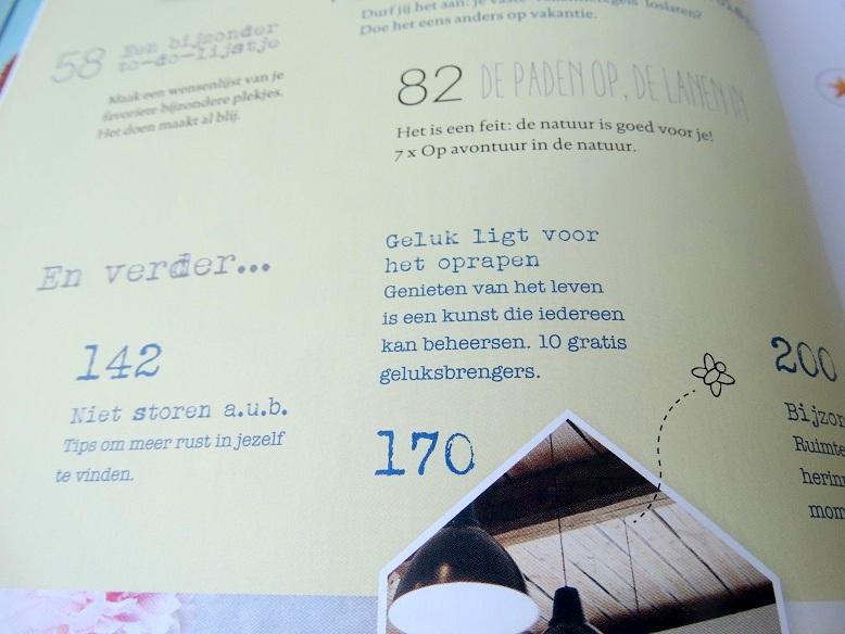 Bijzonder Plekje Boek Inhoudsopgave steden Marleen Brekelmans