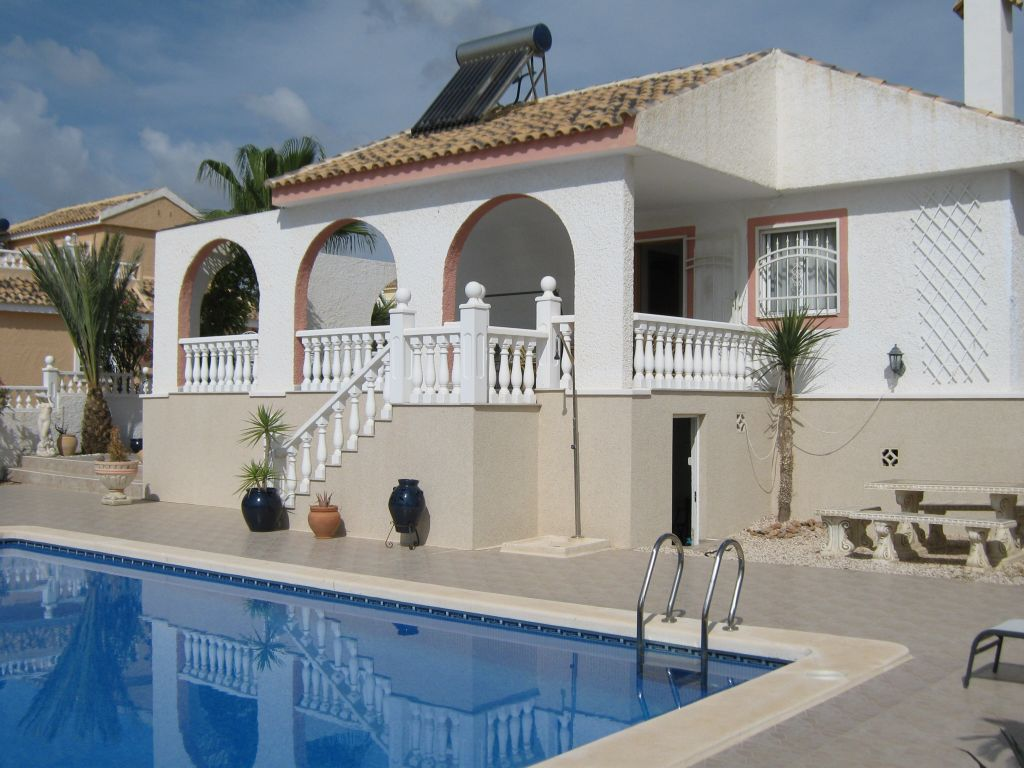 Casa Calida Mazarron vakantiehuis Spanje