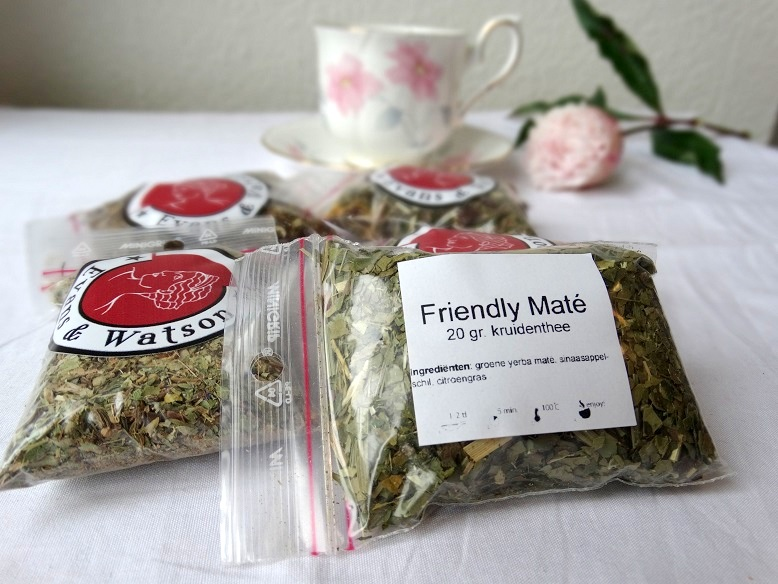 Friendly Maté Evans & Watson losse thee review