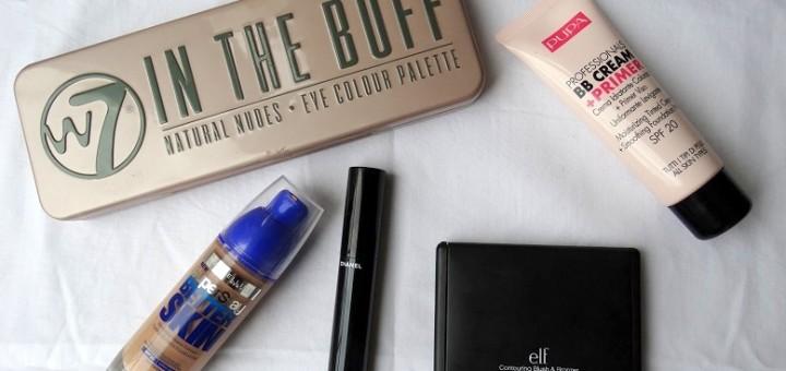 Make-up tutorial easy summer look