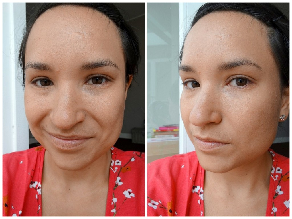Puppa BB Cream + Primer Review effect  creme