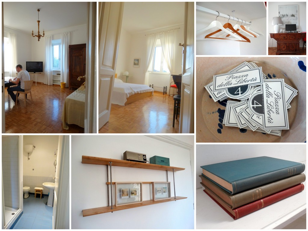 Rome B&B stedentrip travel Airbnb plog