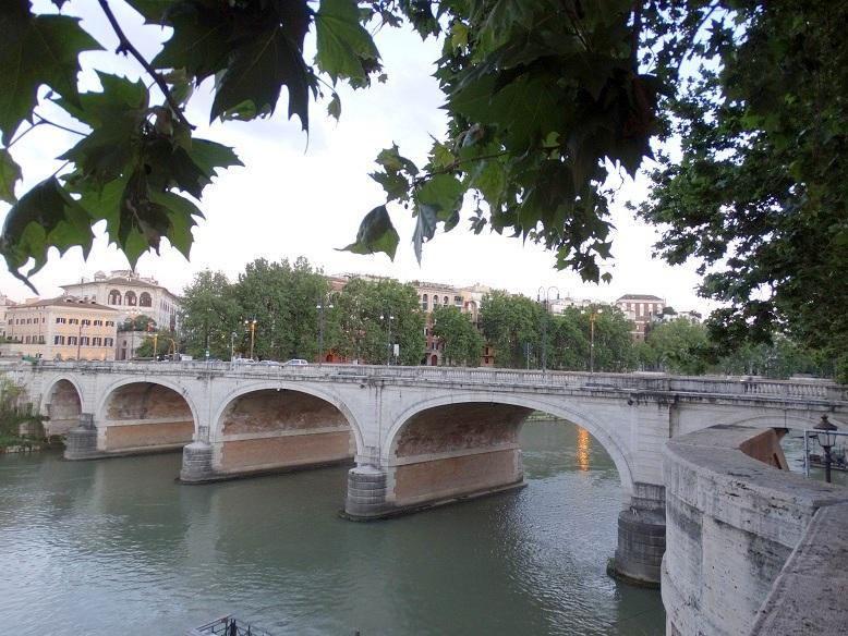 Rome stedentrip travel brug