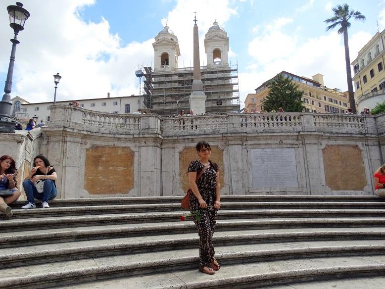 Rome tip stedentrip travel Spaanse trappen plog