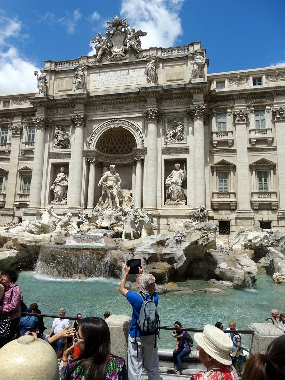 Rome trevi tips stedentrip travel