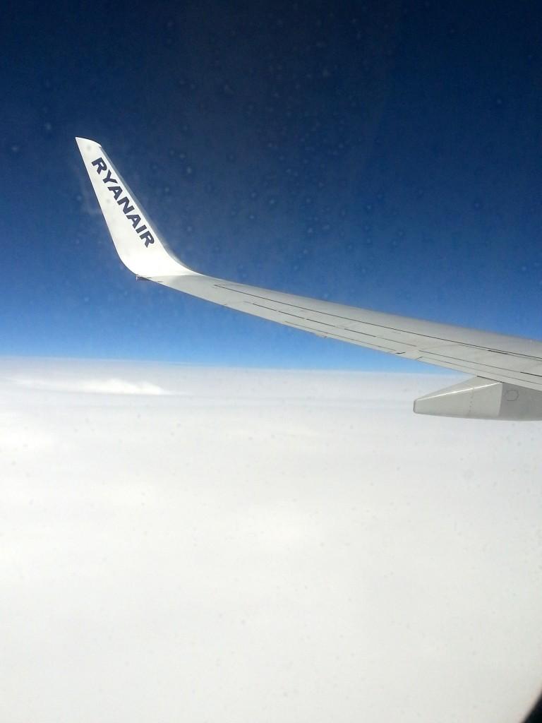 Rome stedentrip vliegen Weeze Ryan Air