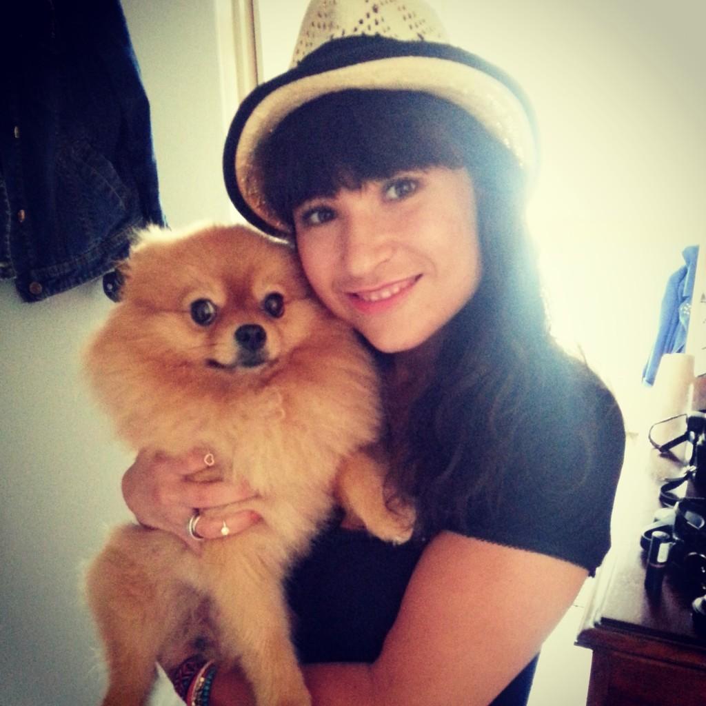 Pomeranian diary Samen met Prince