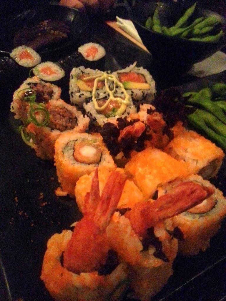 Sushi Sumo Diary