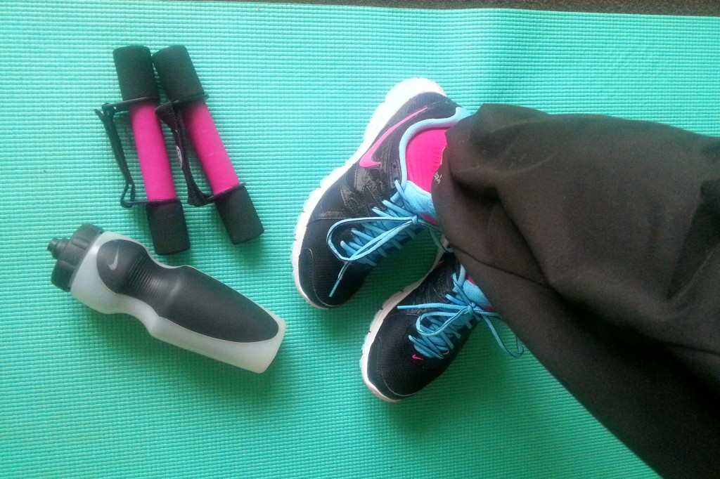 Work out Diary Nike