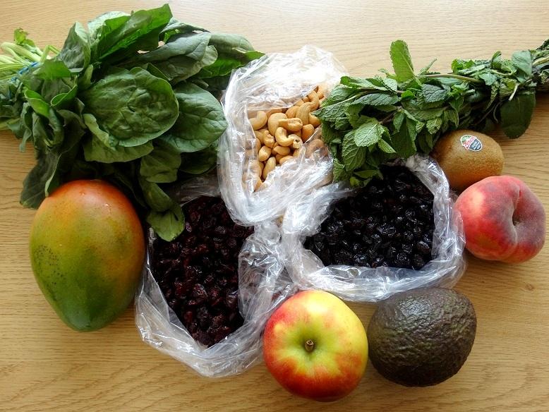Fruit-groente-Superfood- markt