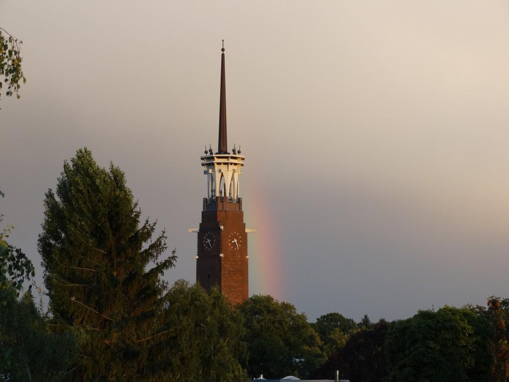 Regenboog-kerk-diary