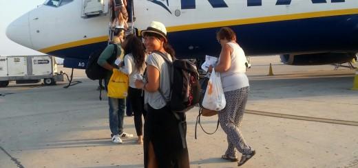 Ryan-Air-Spanje- vliegen-Diary