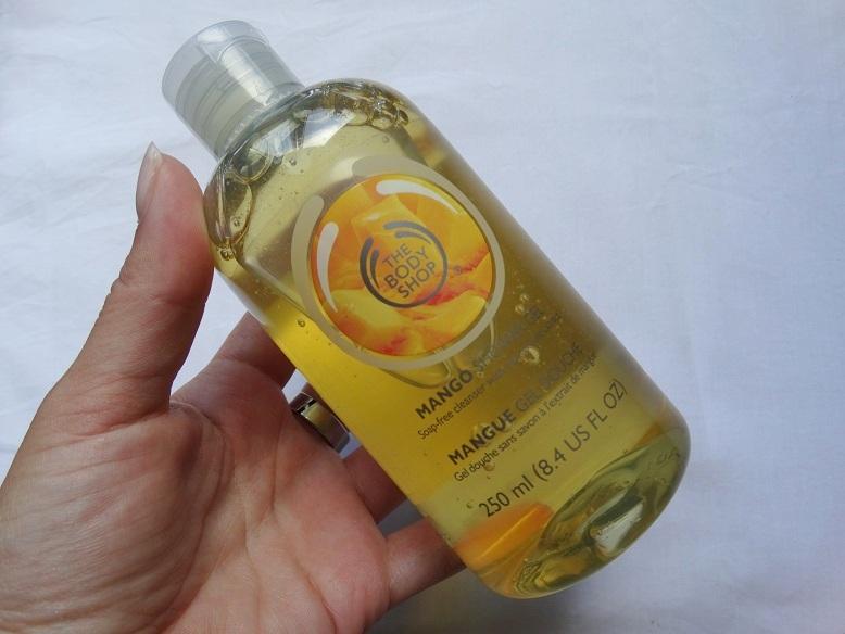 Shower-gel-Mango -The-Body-Shop