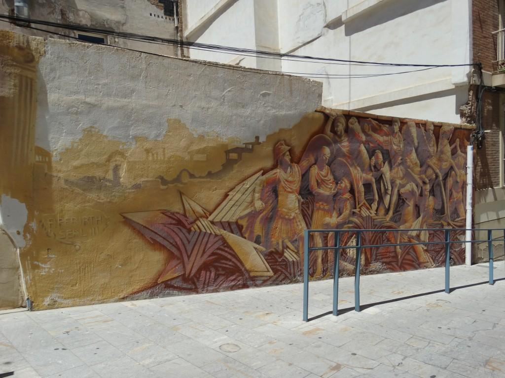 Cartagena-Streetart-hotspots-Spanje