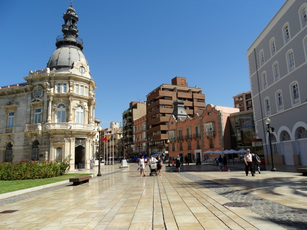 Cartagena-tips-Spanje-reizen