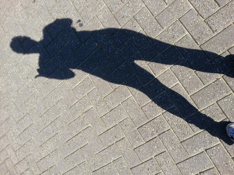 Hardlopen-shadow-getting-fit