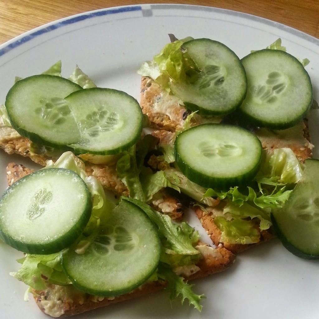 Lunch-crackers-houmous-sla-komkommer