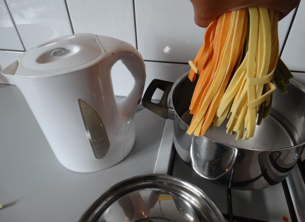 Pasta makkelijk recept
