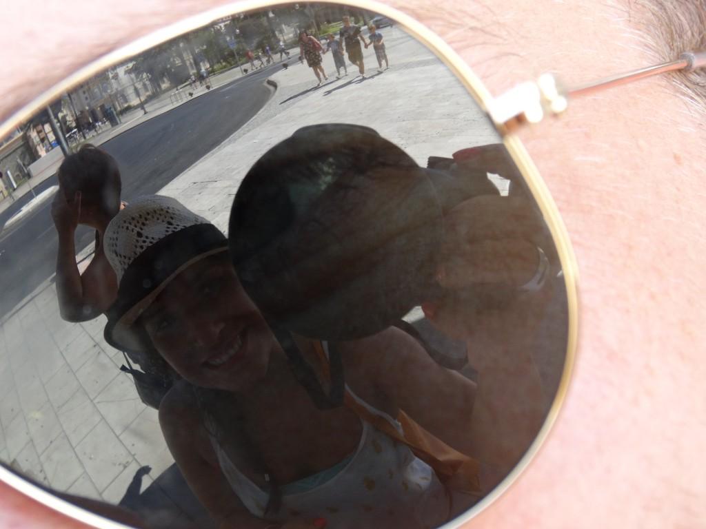 Reistips-Cartagena-Spanje-Selfie-Plog