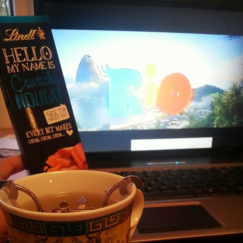 Rio-thee-chocolade-movienight