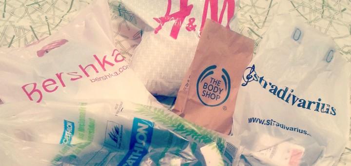 Shoplog- Spanje -Decathlon-Zara-Bershka-H&M