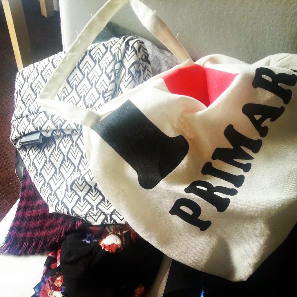 Shoplog-primark-diary