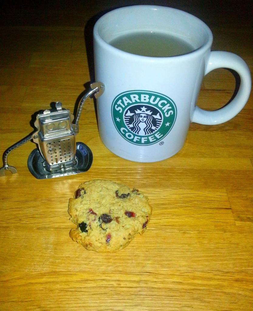 Starbucks-havermoutkoek- cranberry