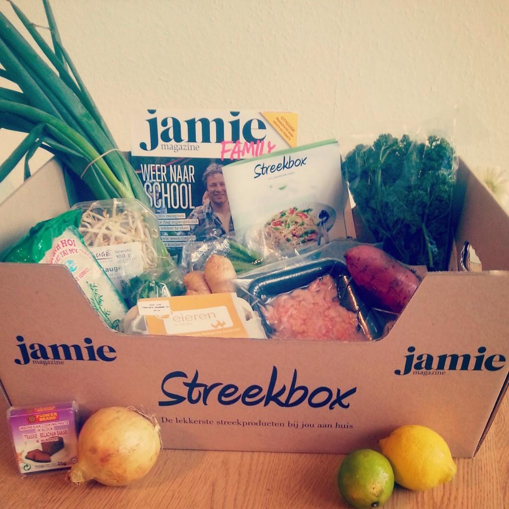 Streekbox-Jamie-test-diary